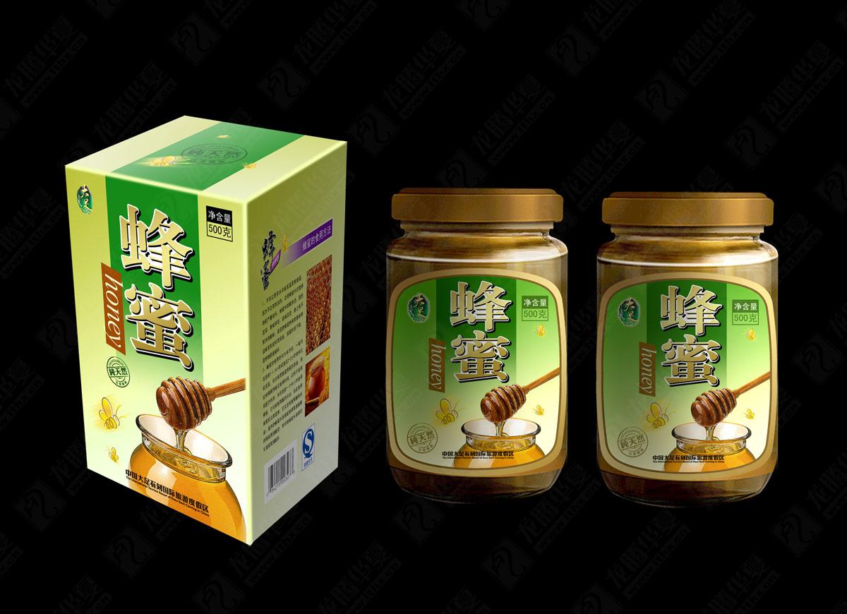 成都蜂蜜包装设计公司