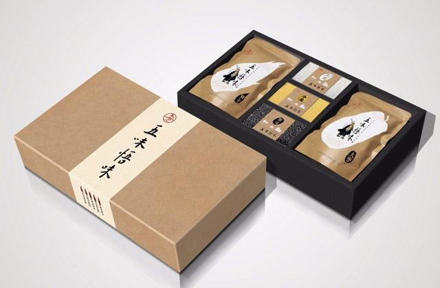 四川土特产包装设计礼品设计公司