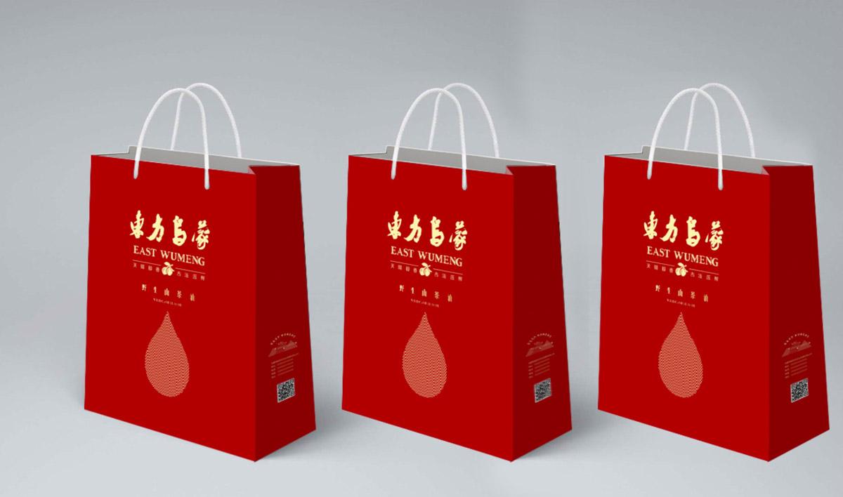 东方乌蒙油茶包装设计|油茶包装礼盒设计|油茶礼品装包装效果图设计