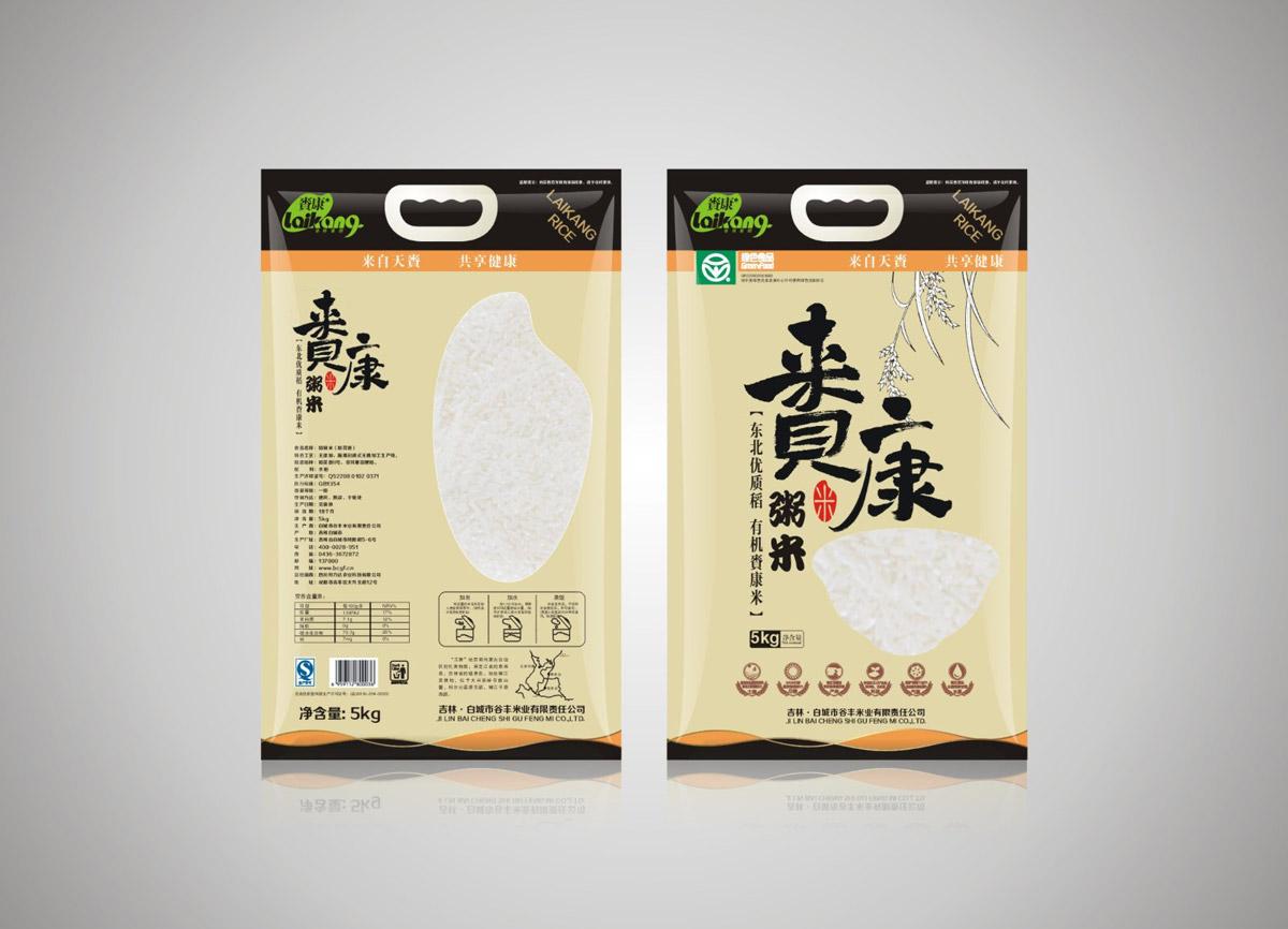 赉康大米品牌设计策划_成都大米品牌策划公司_成都大米包装设计公司