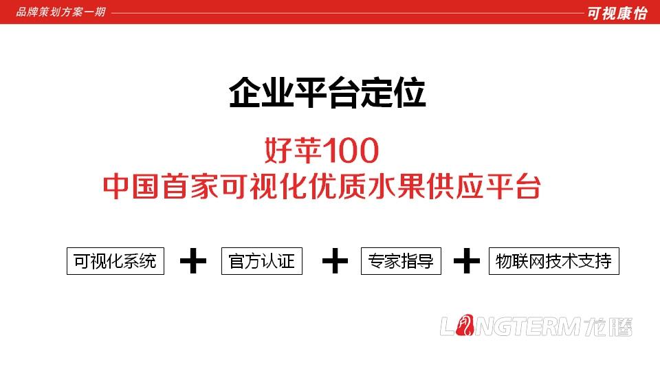 好苹壹佰(好苹100)品牌全案策划|四川成都水果苹果品牌全案营销策划形象设计推广公司